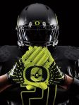 oregon nike gloves