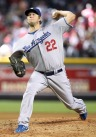 FILE: Clayton Kershaw Wins NL Cy Young Award