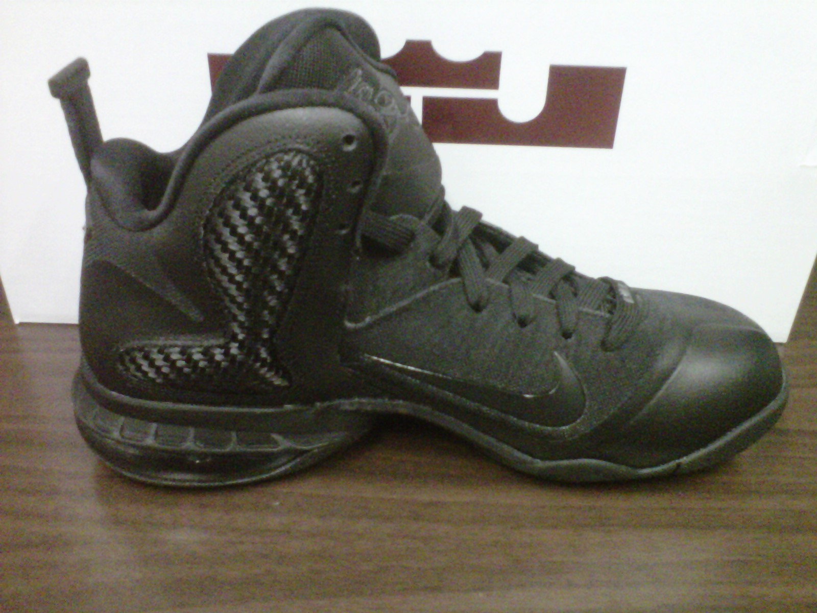 lebron 11 blackout - photo #14