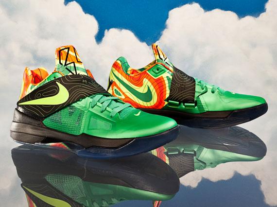 Nike Zoom KD IV- 'Weatherman' | KicksandThings