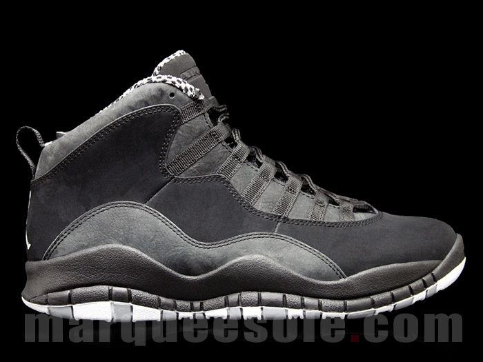 quality design 73a6a 7f7b1 Air Jordan 10- 'Stealth' – KicksandThings