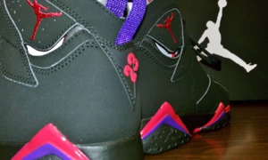 87c7bb45466b75 This Saturday  Air Jordan 7 Retro-  Raptor