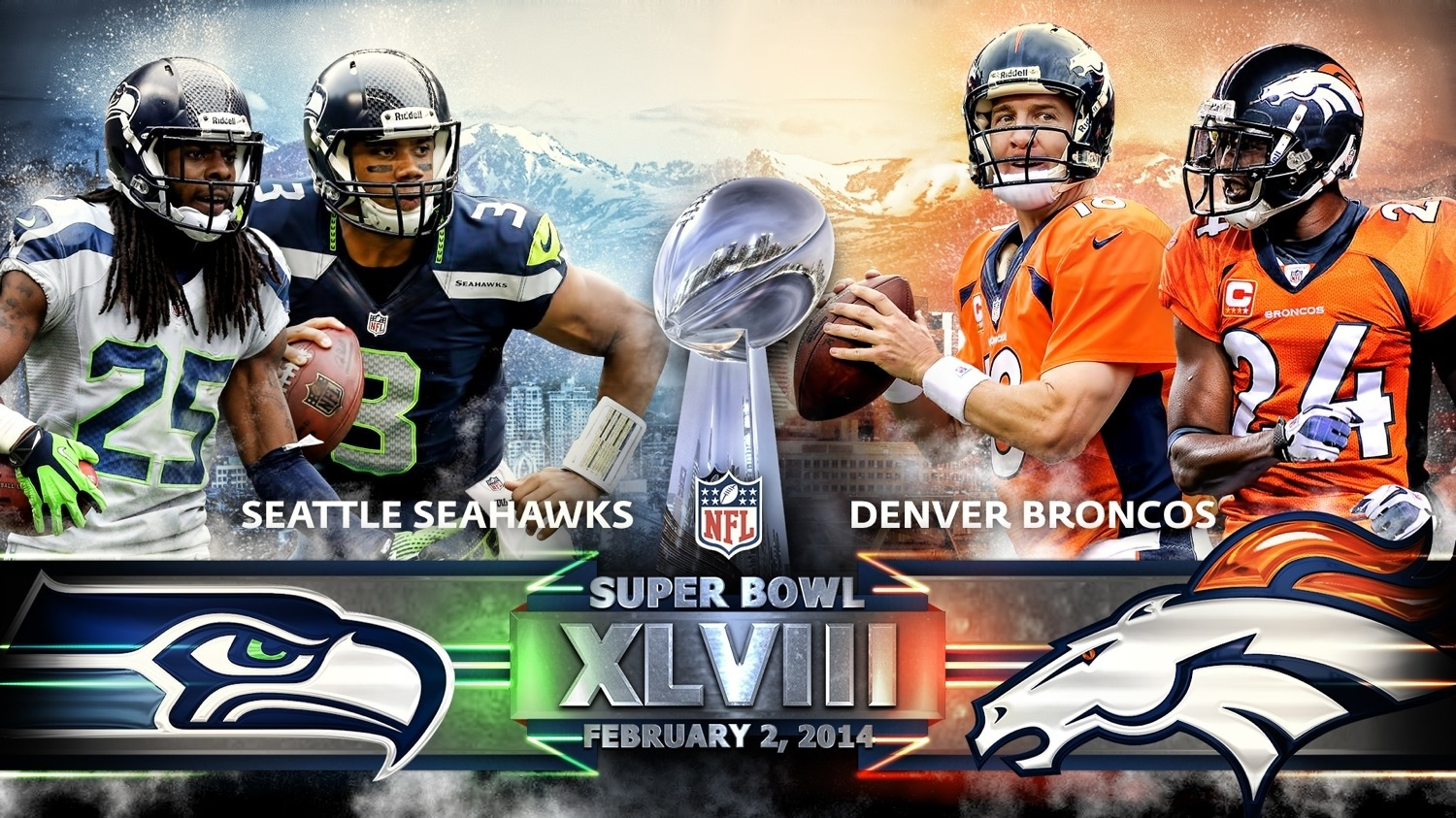 Who Won The Super Bowl 2014