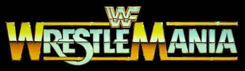 wrestlemania-1-logo